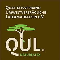 Naturlatex zertifiziert nach QUL