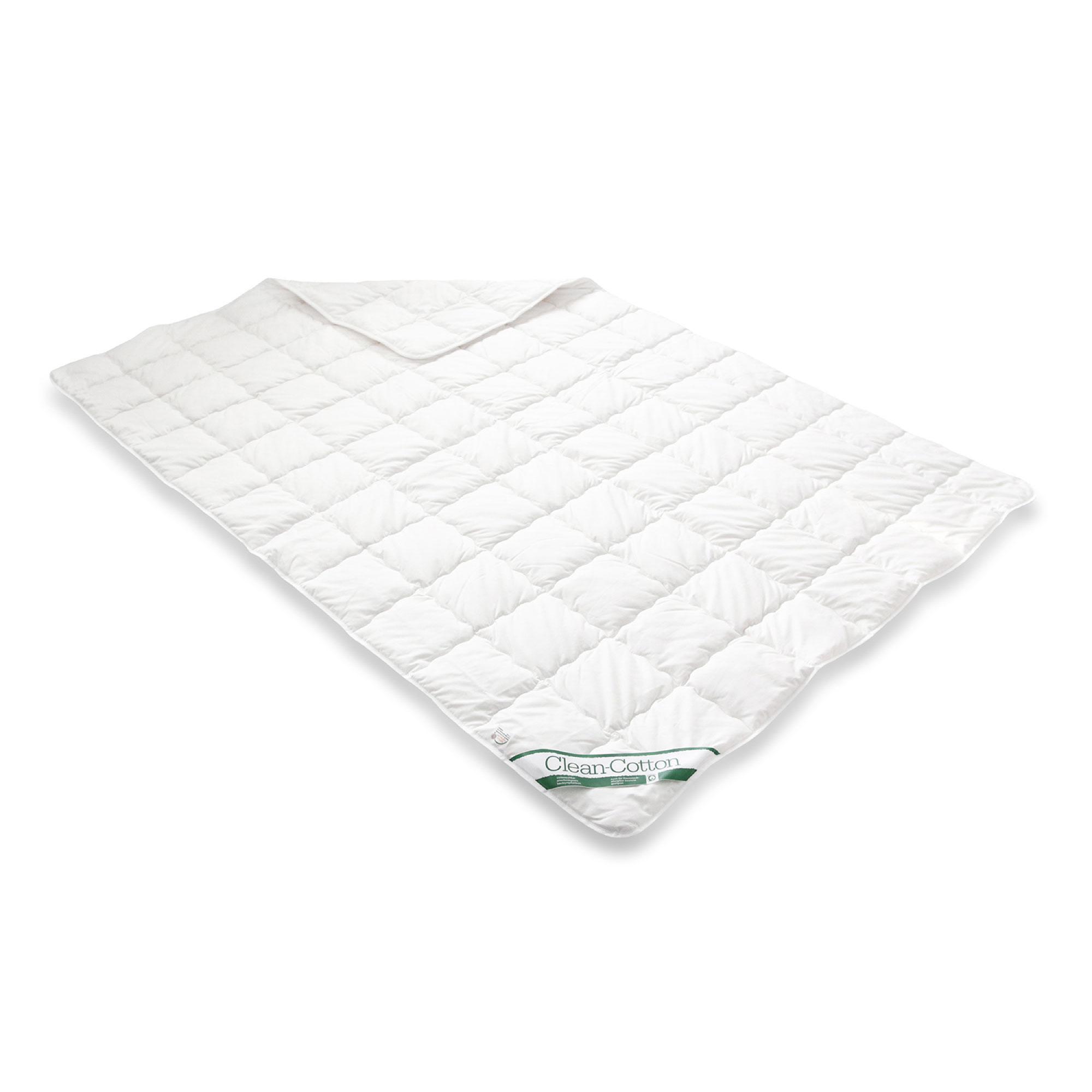 Badenia Clean Cotton leicht Steppbett